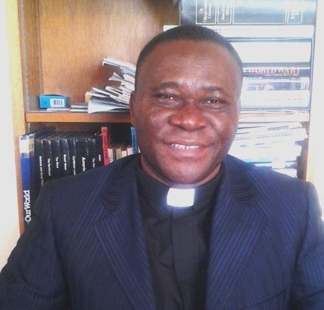 Rev.Fr. Cajetan Anyanwu