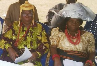 HRH Eze Felix I. Njoku, Ogaraku II of Logara, and Ugoeze