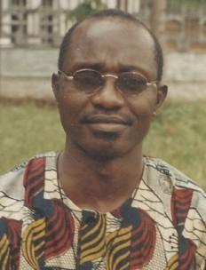 Financial Secretary, Bro Ambrose Anunobi Opara